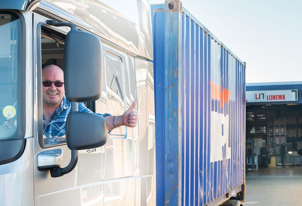 Stop- en startbatterijen voor vrachtwagens